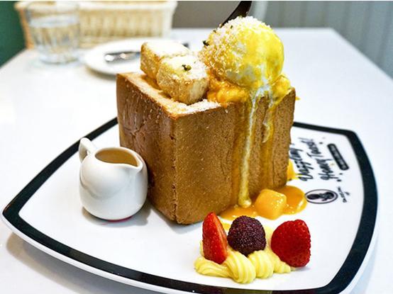 新加坡7个吃蜂蜜厚多士的地方482