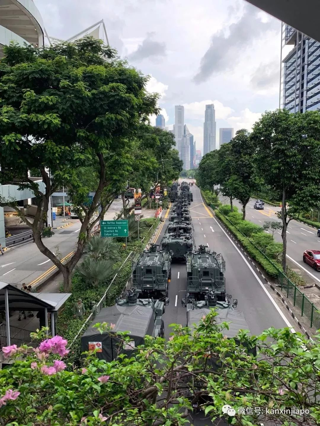 坦克、装甲车