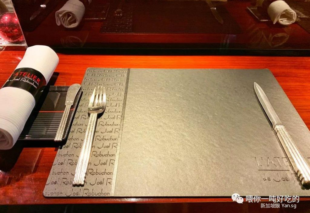 香港米其林餐厅