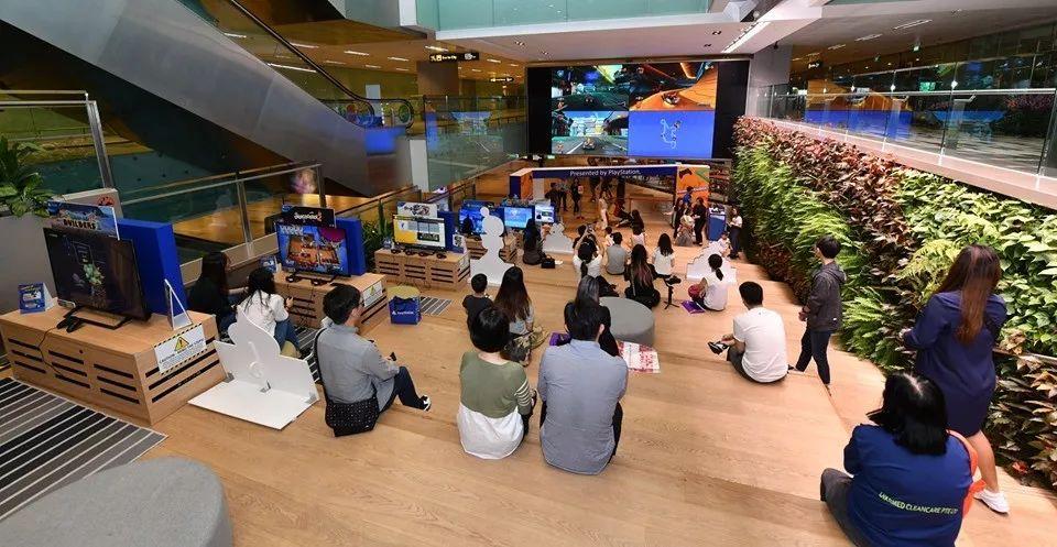 樟宜机场新增游乐设施,还送机票!
