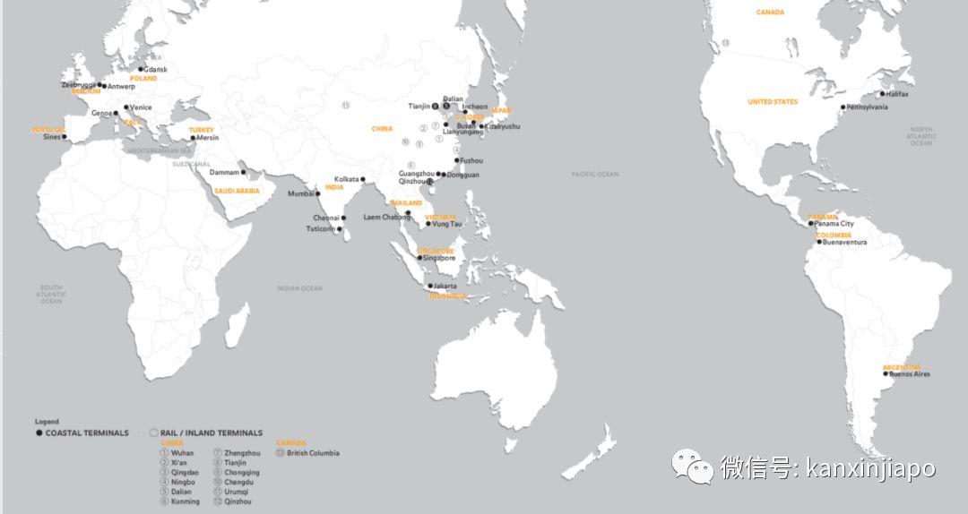 """世界最大的码头""""落户""""新加坡!"""
