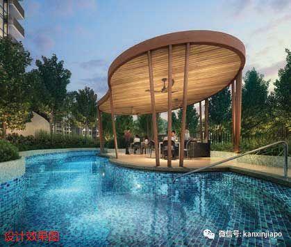 新加坡东北区新地标,全岛最期待的楼盘售价80万新币起!