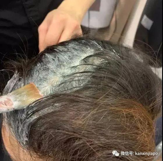 在新加坡掉的头发,我要一根根捡回来!