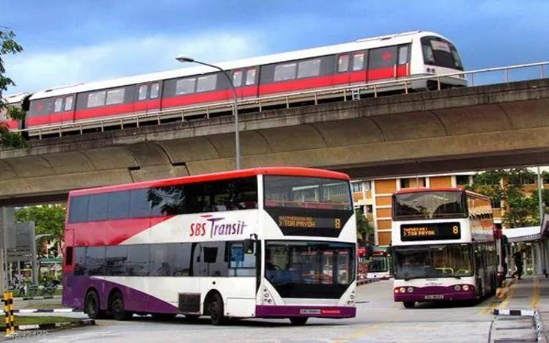 新加坡巴士、地铁车资涨了这么多!