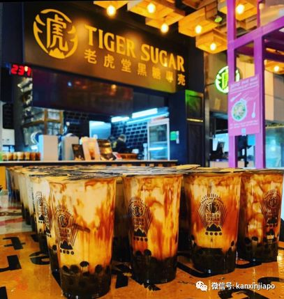 新加坡火红连锁奶茶店点单攻略!