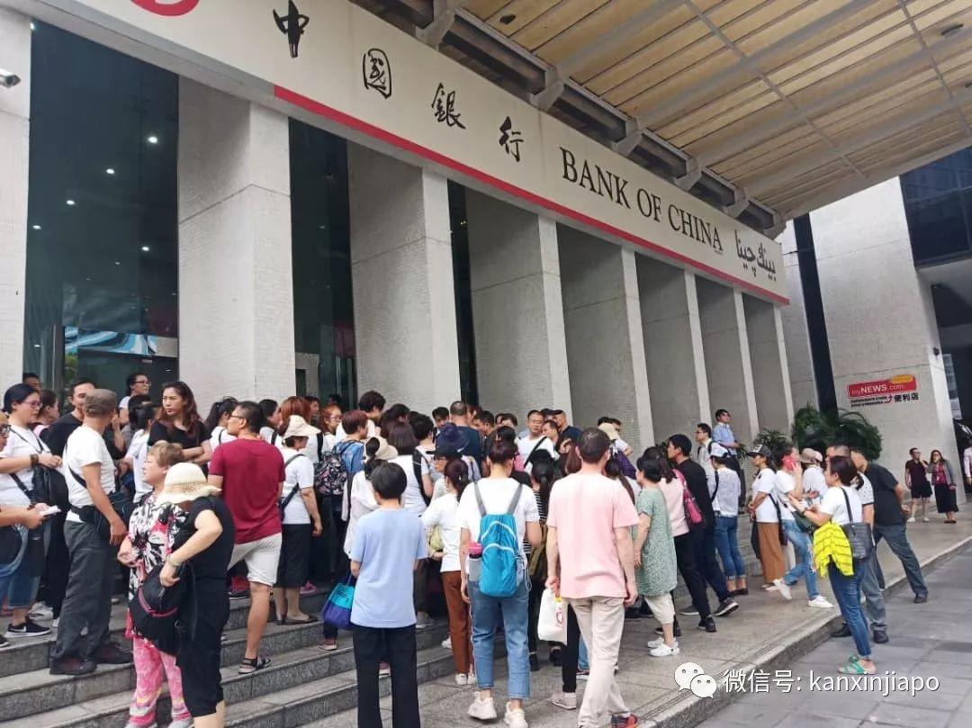 上百名中国人在马来西亚下跪唱国歌,讨要千亿血汗钱