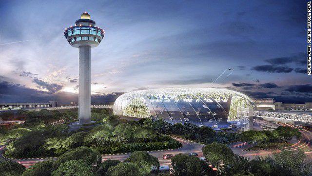 新加坡那么多机场,你却只知道一个樟宜?