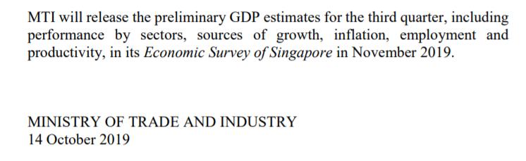 新加坡经济几乎0增长!3年首次放宽货币政策