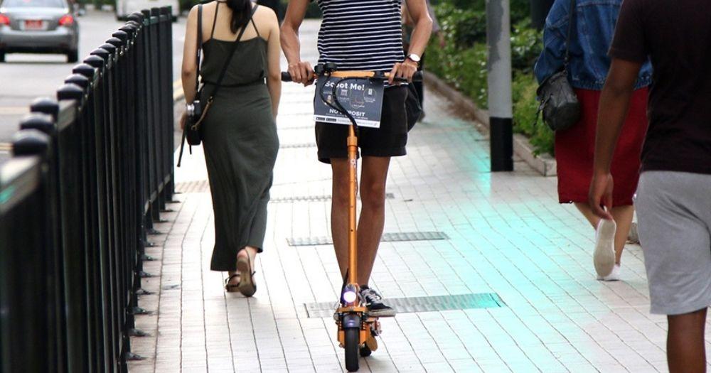 在新加坡,以后再也不能骑电动车了?!