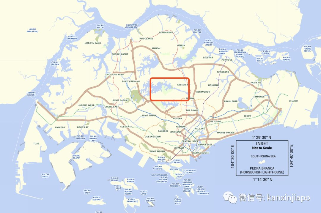 """新加坡的中心地带,曾经有个""""中国村""""!"""