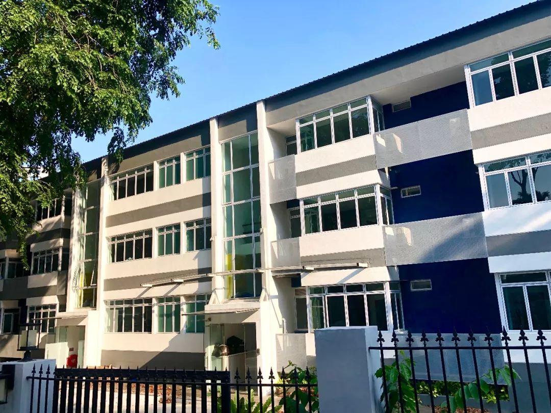新加坡市中心一栋高级公寓,是留学生的成长之家