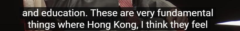 李显龙再谈香港:局势由多方因素引起,新加坡终将受损