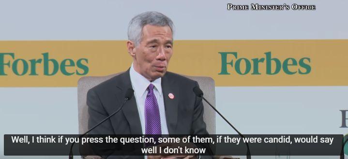 新加坡最大银行在香港遭破坏,标语大肆辱骂李显龙和政府!