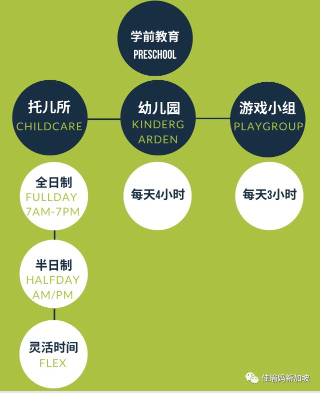 一文了解新加坡幼儿园:和中国上学有这9大不同~