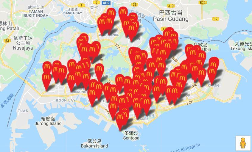 萌炸少女心,新加坡麦当劳开售Hello Kitty限量周边