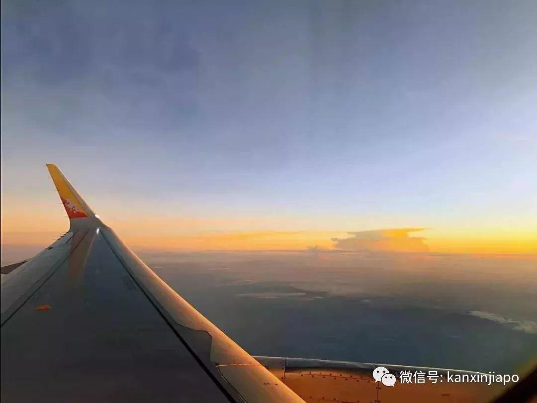 新加坡一条神秘航线开通,首航全记录!