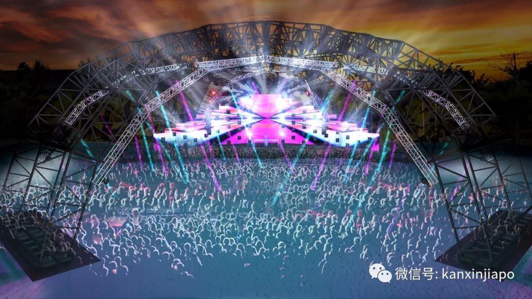 大批世界知名DJ空降新加坡,圣淘沙海滩蹦迪嗨到爆!