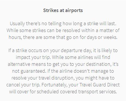 别再去香港旅行啦!新加坡保险公司都快劝不住了......