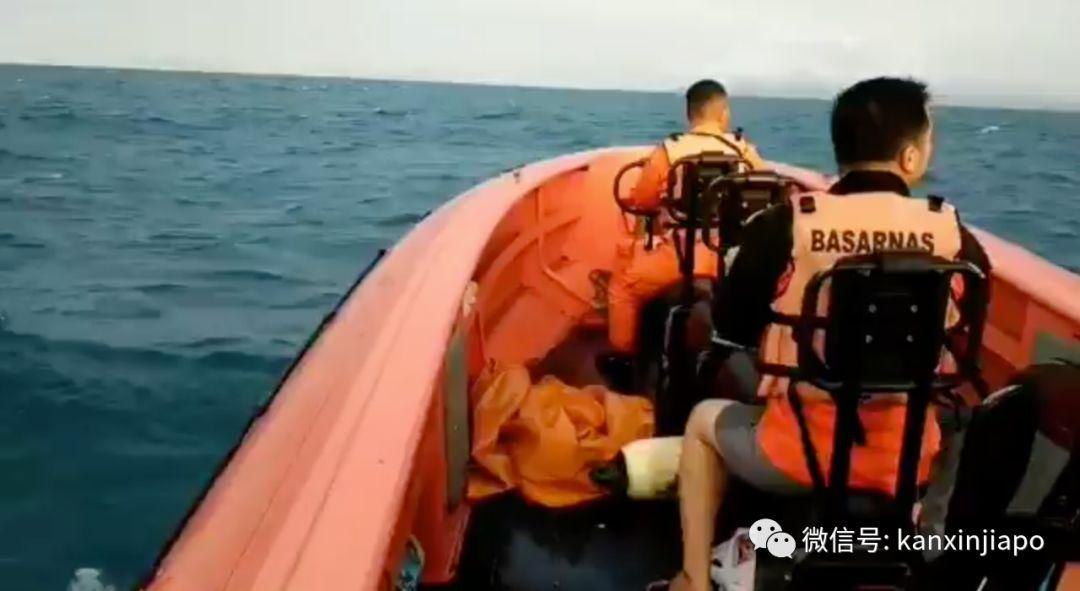 一名新加坡、两名中国人,在印尼潜水失踪超过72小时!