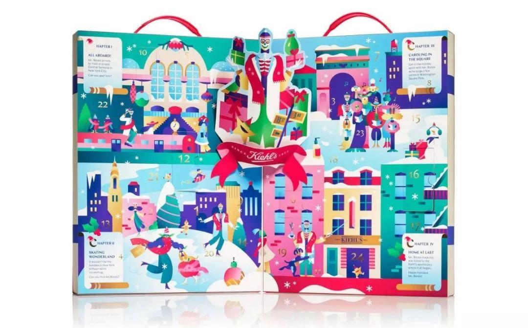 新加坡绝美圣诞限量款大合集!OMG!买它!