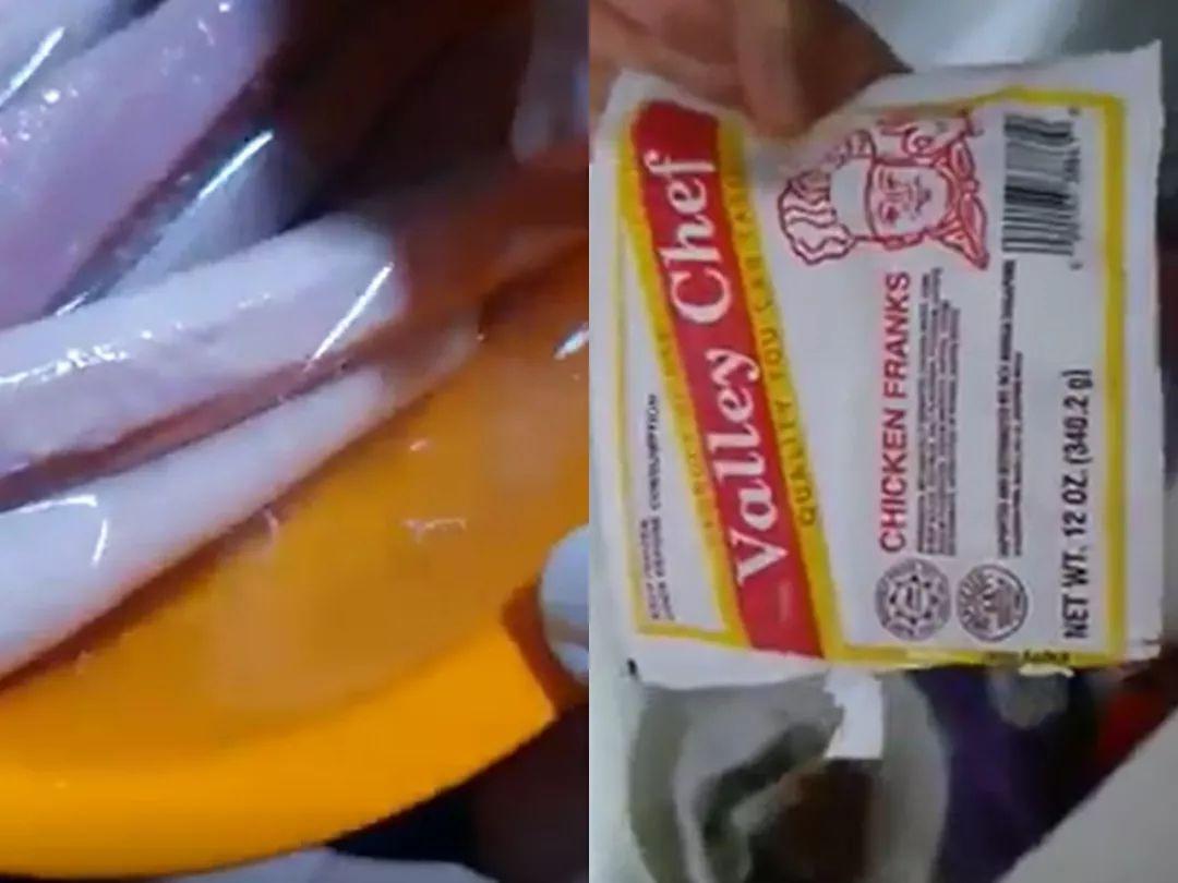 新加坡食品局紧急发文提醒,这款进口香肠有蠕虫