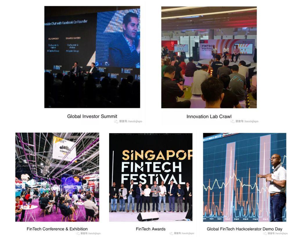 集结130个国家6万人,新加坡金融科技节开幕啦!