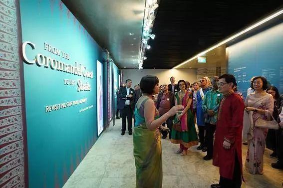 新加坡印度文化中心:从科罗曼德海岸到新加坡海峡