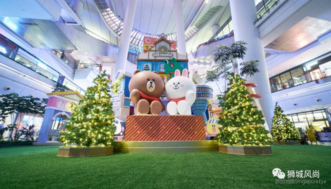 LINE FRIENDS World Tour exhibition is coming to Singapore!
