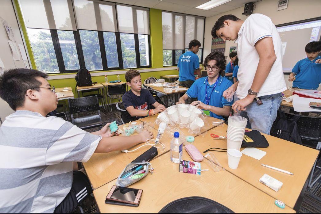 """寒假到!新加坡的全英文学习营,让孩子玩得""""高级""""~"""