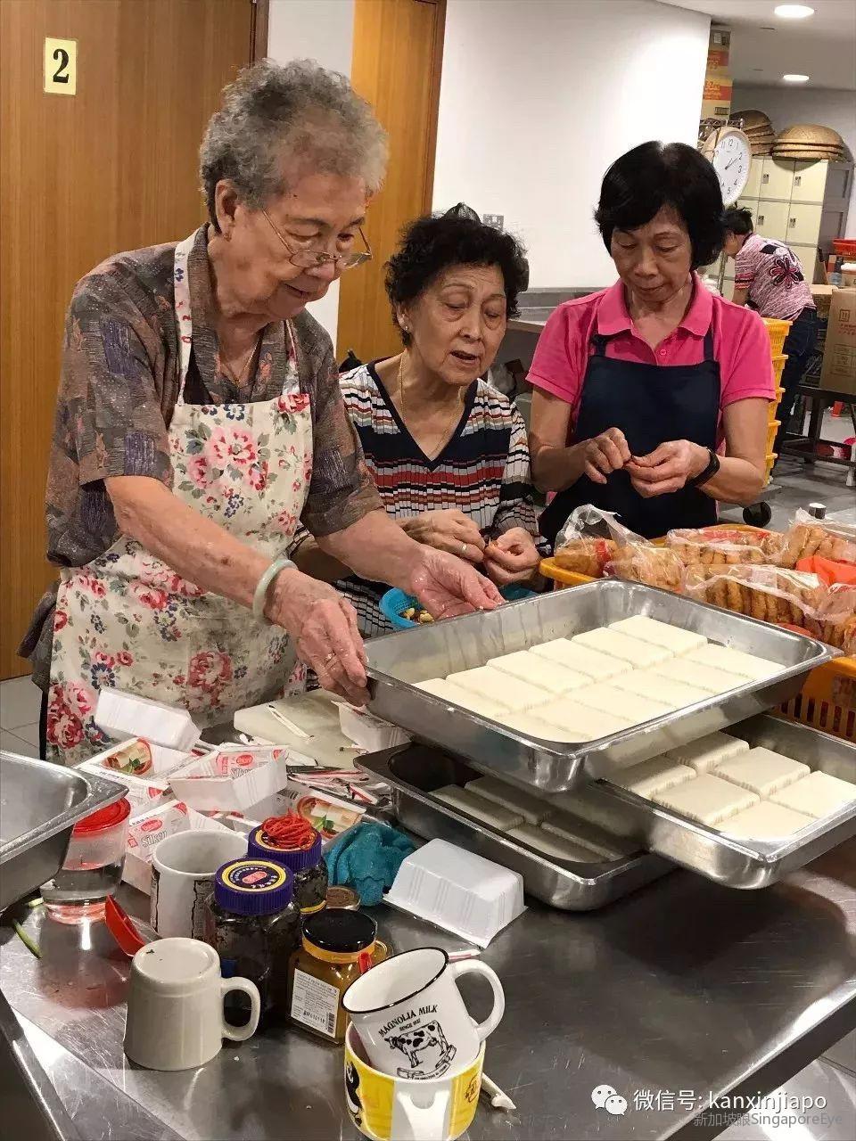数十年如一日提供免费汤饭!新加坡居士林的义工们说......