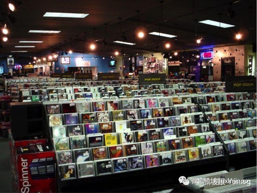 新加坡现在还有地方卖唱片吗?