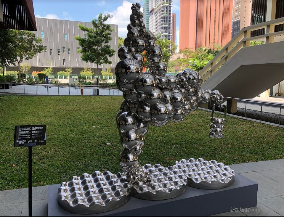 Art Takes Over the city for Singapore Art Week 2020