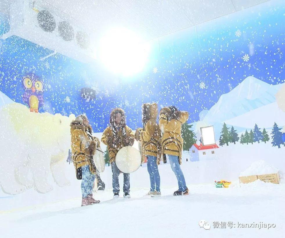 新加坡成功入冬!零下10度、需要穿棉袄那种!