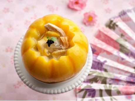 A selection of healthy deserts to usher in the Lunar New Year