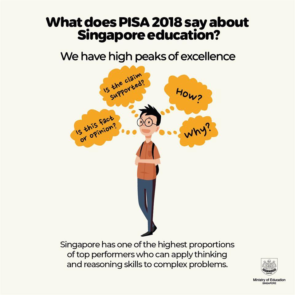 全球学生能力榜中国排行第一,超越新加坡