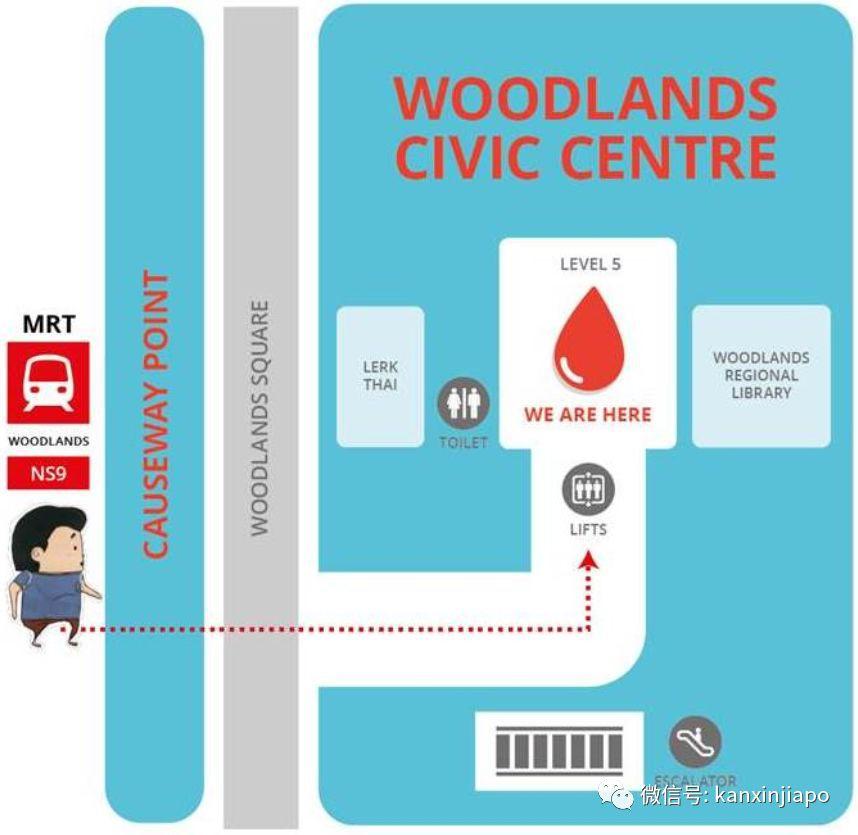 血库告急!新加坡号召全体居民捐血~