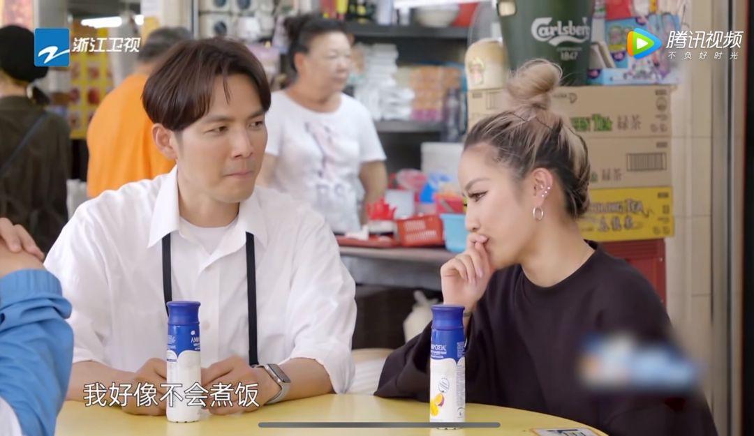 新加坡性感网红带钟汉良、郭麒麟打卡知名美食~
