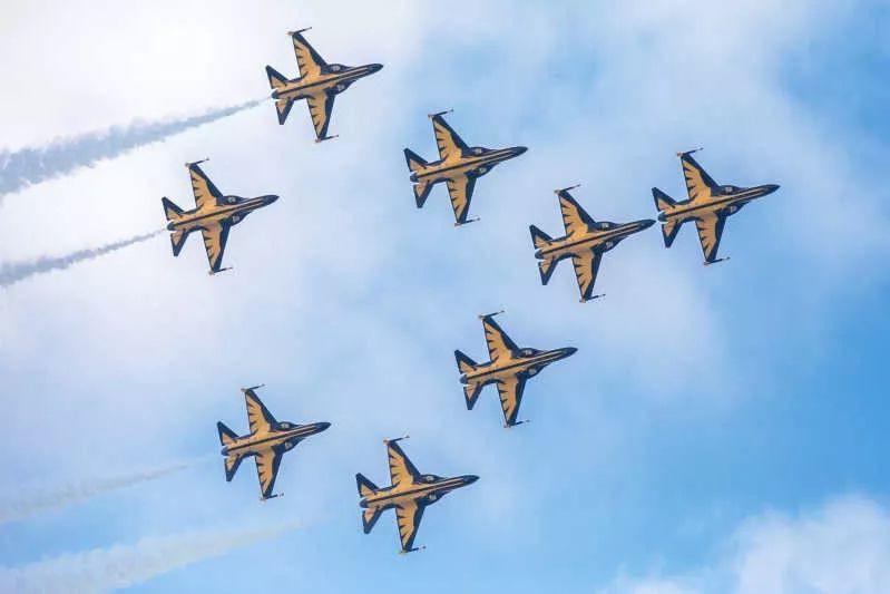 新加坡航空展来啦!新型飞机、战斗机、飞行汽车震撼登场