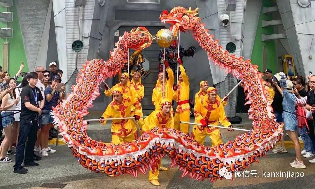 抢先公开!圣淘沙名胜世界春节Style,好玩到炸裂~