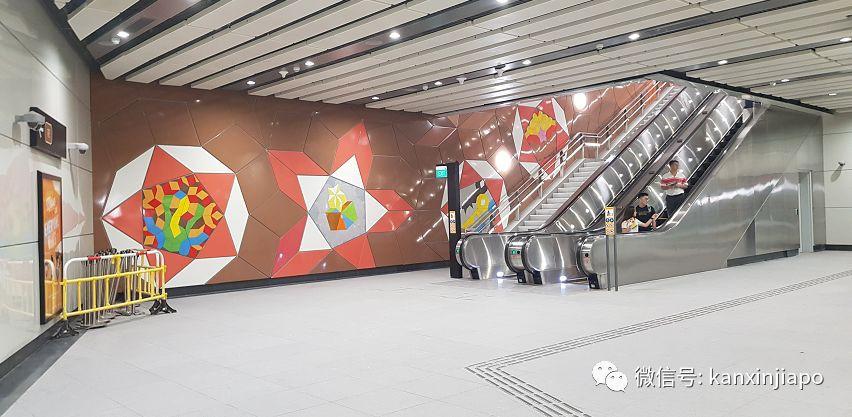 汤东线三个地铁站开放啦,抢先带你一探究竟~