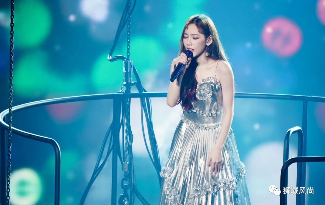 Taeyeon concert in Singapore