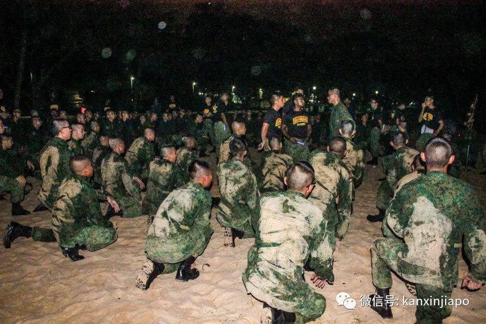 海陆空全方位!新加坡独有的特殊兵种,是怎样一种存在?