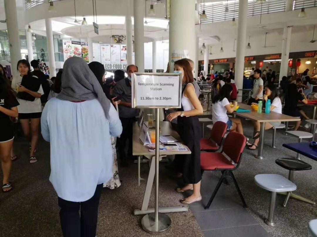 新加坡新增8例确诊,多为密切接触者 | NUS确诊教授感染源不明