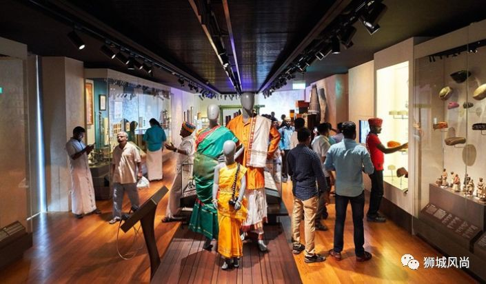 Discover facets of tamil heritage at the indian heritage centre